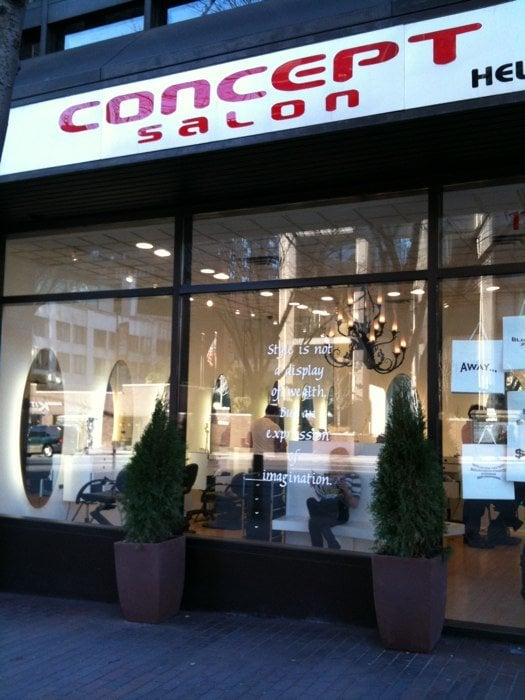 Concept salon hair salons midtown east new york ny for 1662 salon east reviews