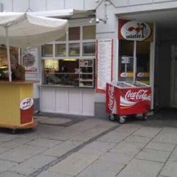 Mister T, Passau, Bayern, Germany