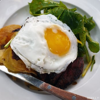 ... Good Fork - Brooklyn, NY, United States. Steak and Eggs Korean Style