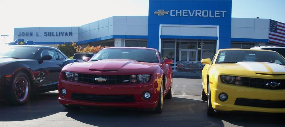 John L Sullivan Chevrolet Auto Repair Roseville Ca Yelp