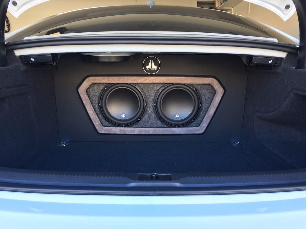 Car Audio Boxes Near Me