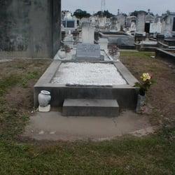 Greenwood Cemetery & Mausoleum - La Nouvelle-Orléans, LA, États-Unis. The Mayne tomb.