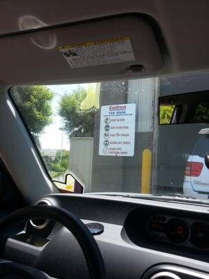 Costco Car Wash Poway