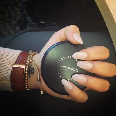 Glamour Nails - Acrylic Nails- Almond shaped - Saint Paul, MN, United ...