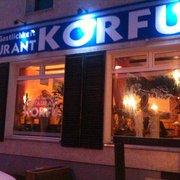 Restaurant Korfu, Berlin