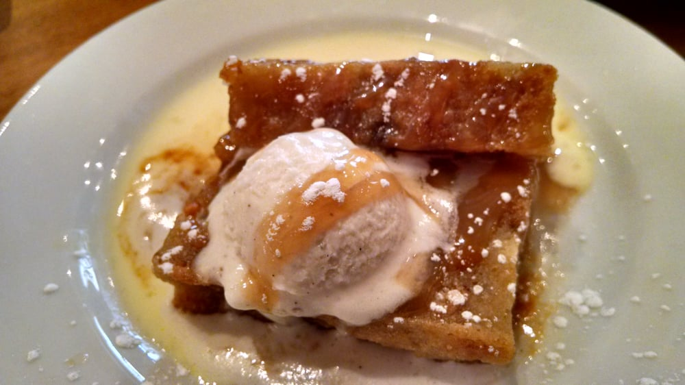 ... Grille - Las Vegas, NV, United States. Butterscotch bread pudding