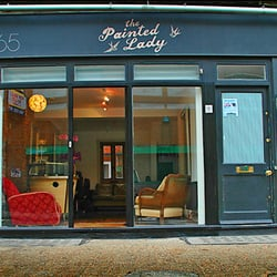 The Painted Lady, London
