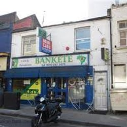 Bankete Cafe & Restaurant, London