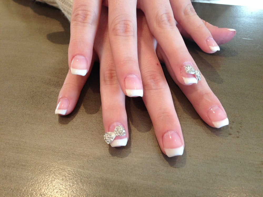 French Tip Nail Salon