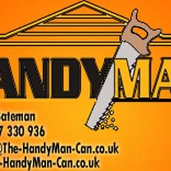 The Handyman Can, Prestatyn, Denbighshire