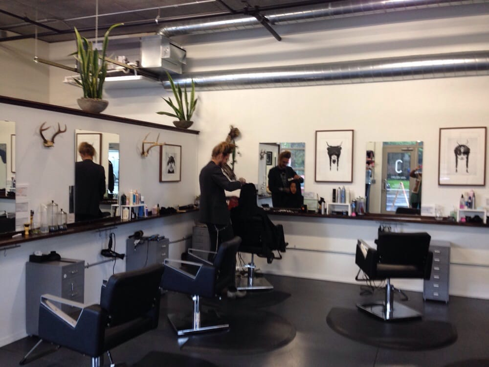 hair salon portland