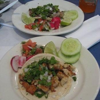 La Guera Mexican Restaurant Menu