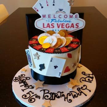 Ice Cream Cake Las Vegas Strip