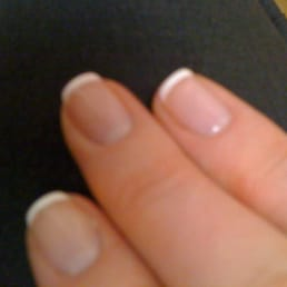 day and gel manicure still looks next day and gel manicure still looks