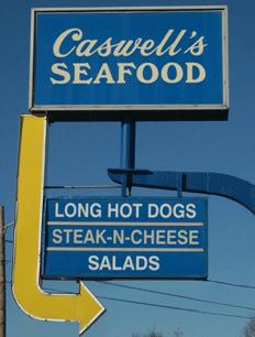 Caswell S Seafood Geschlossen Fischrestaurant 380