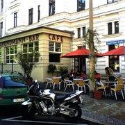 Café Grundmann, Leipzig, Sachsen