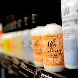 Bumble & Bumble Product Range