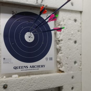Queens archery coupon