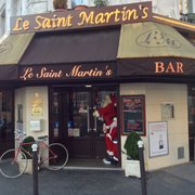 Le Saint Martin's, Paris, France