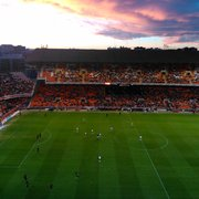 Estadio de Mestalla, Valencia, Spain