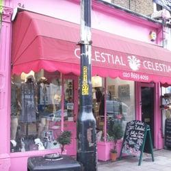 Celestial, London