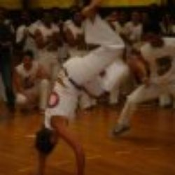 Canto de Capoeira, Paris, France