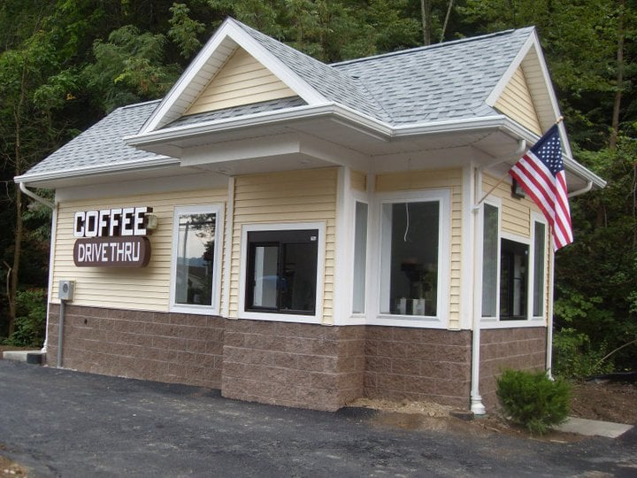 Coraopolis (PA) United States  city pictures gallery : Moon Flight Coraopolis, PA, United States. Coffee Drive Thru