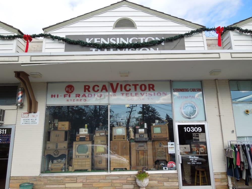 Kensington Television Service - Kensington, MD, United States