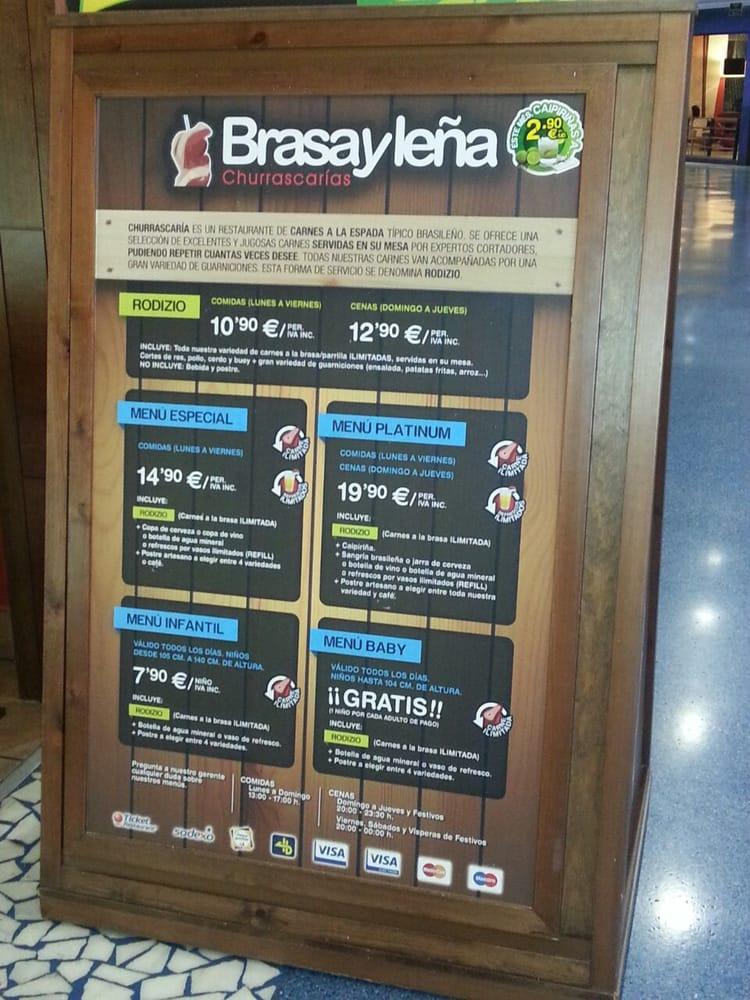 Brasa y le a steakhouses ciutat de les arts i les - Brasa y lena majadahonda ...