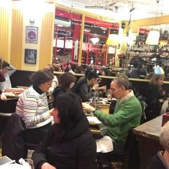Le comptoir du relais brasseries - Le comptoir du relais restaurant menu ...