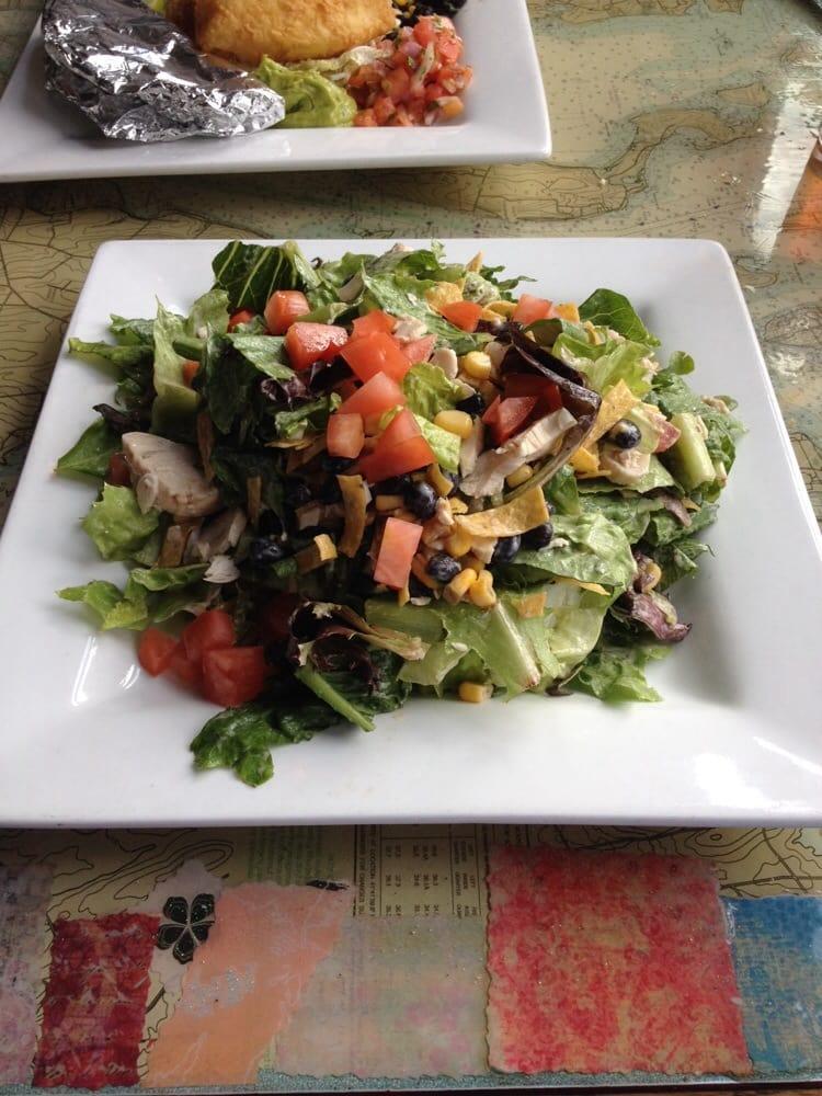 Baja Chicken Baja Chicken Salad