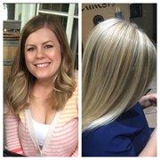 Rumors Hair Salon - Cottonwood, AZ, États-Unis. Beautiful blonde- Hair by Mandy