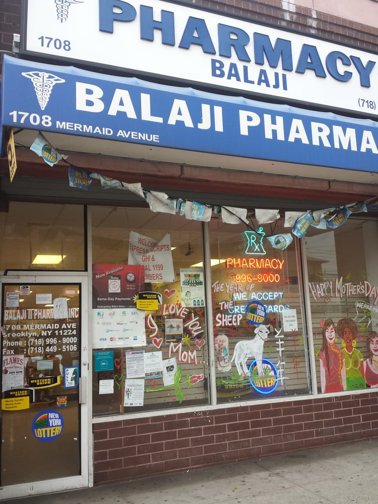 Pharmacy Coney Island Ave