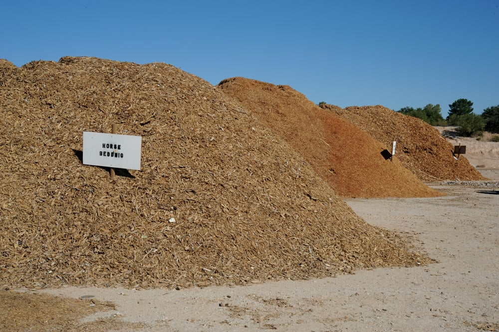 Decorative wood chips and mulch for sale yelp for Landscape gravel for sale