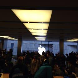 Apple am Samstag