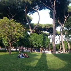 Giardino degli Aranci, Rom, Italy