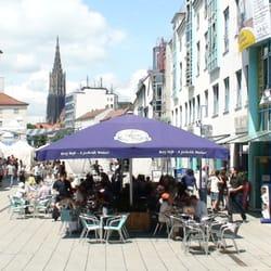 Eiscafe da Venezia, Neu-Ulm, Bayern