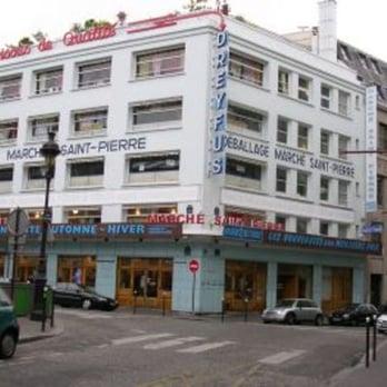 Soci t dreyfus grand magasin montmartre paris avis photos yelp - Horaires ouverture marche saint pierre ...