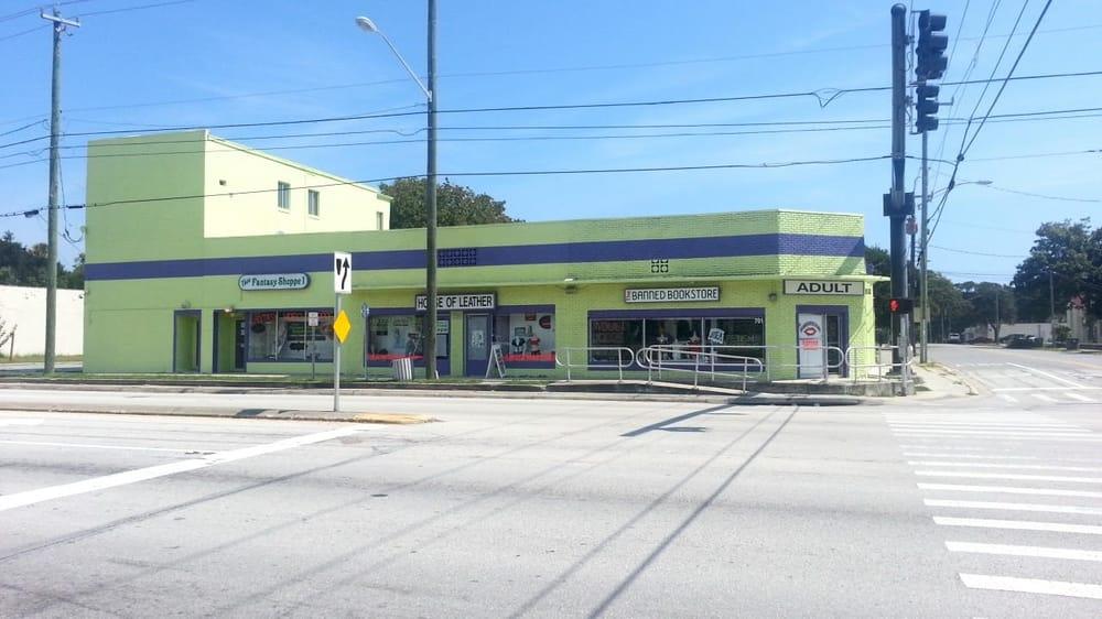 Thee Fantasy Shoppe - Adult - 709 N Ridgewood Ave ...