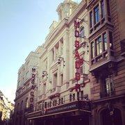 Théâtre Mogador, Paris, France