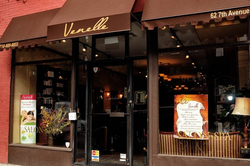 Venelle Spa Park Slope