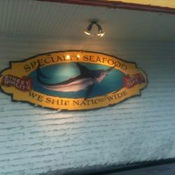 Bud s fish market piatti a base di pesce 4 sybil for Bud s fish market