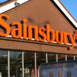 Sainsburys Supermarkets, Haverhill, Suffolk