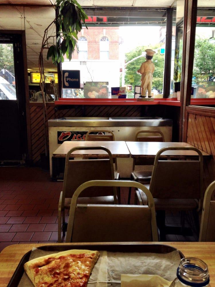 San Remo Pizza Long Island City