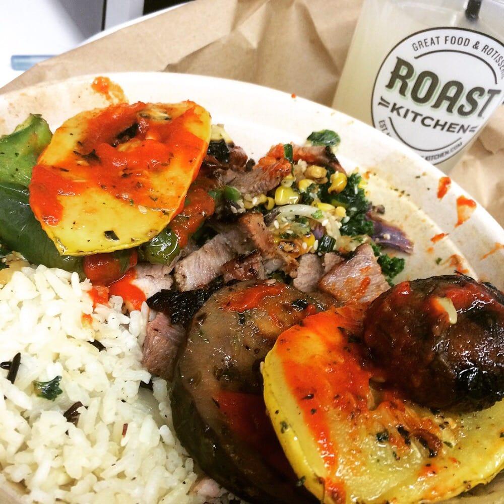 Roast Kitchen Salad Union Square New York Ny Reviews Photos Menu Yelp