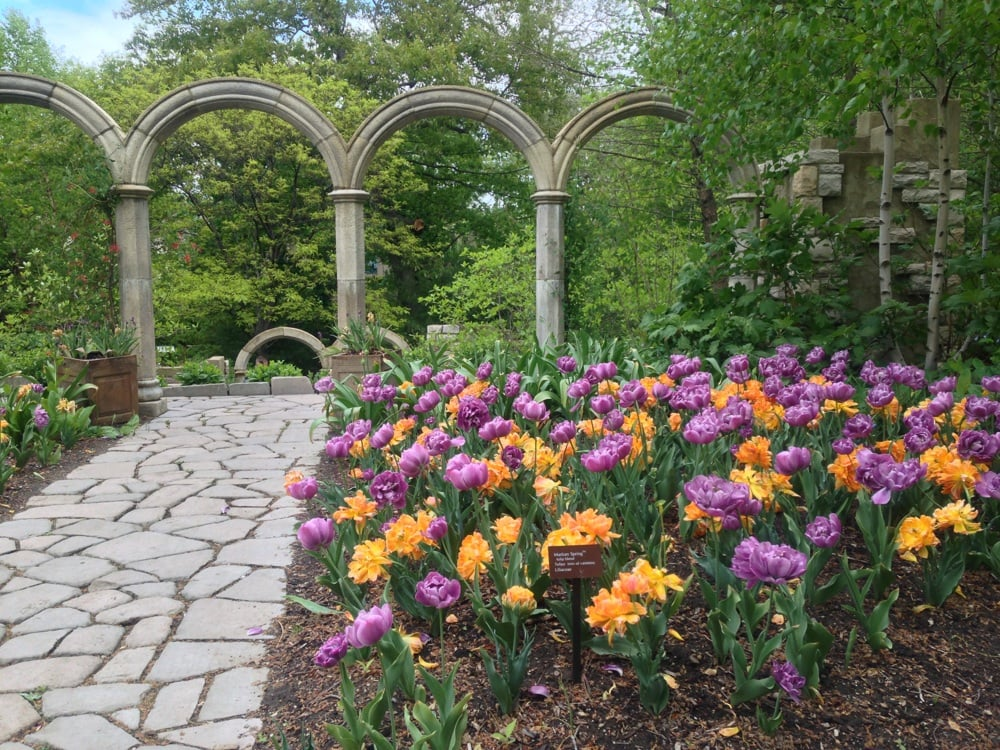Cleveland Botanical Garden Cleveland Oh United States