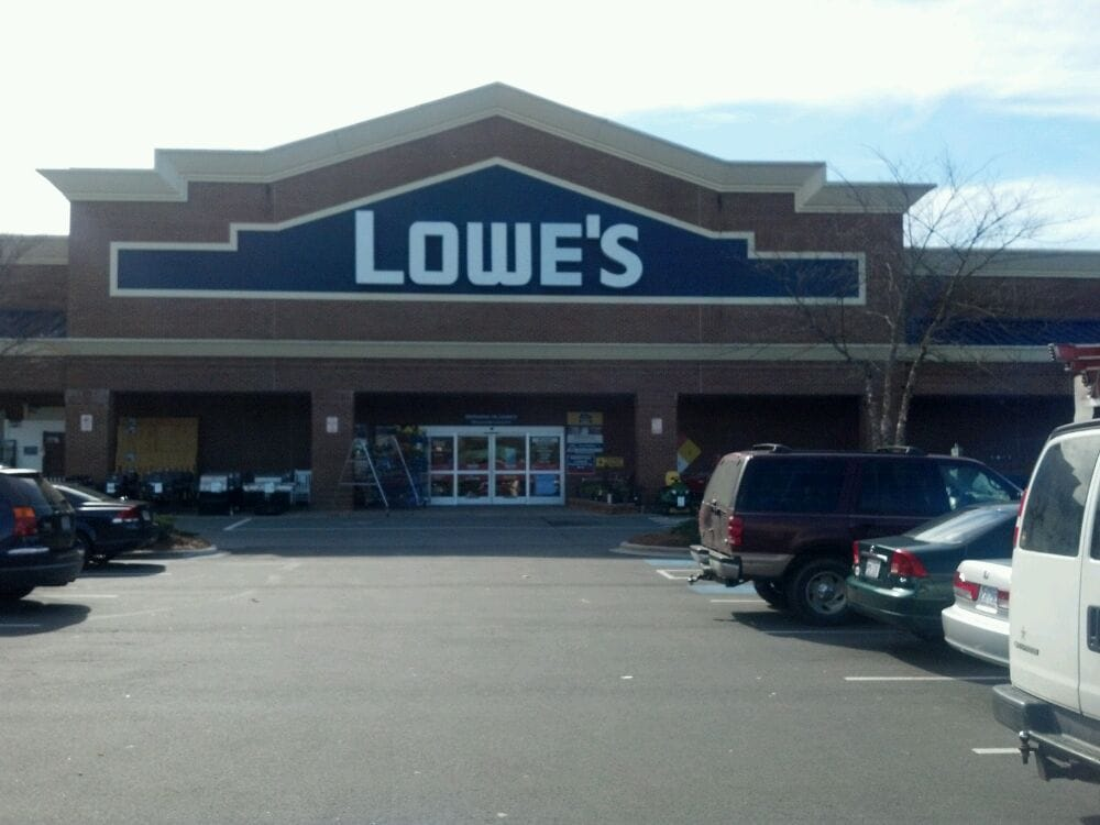 Lowe S Home Improvement Warehouse Stores