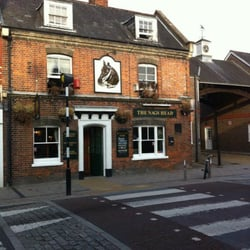 The Nags Head, Newbury, West Berkshire