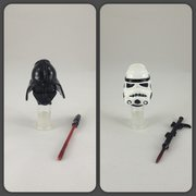 Angie's Boutique - Darth Vader/ Storm Trooper Dome/ Dabber sets - Los Angeles, CA, Vereinigte Staaten
