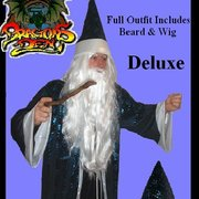 Merlin Quality Outfit Made By The Dragons Den Fancy Dress